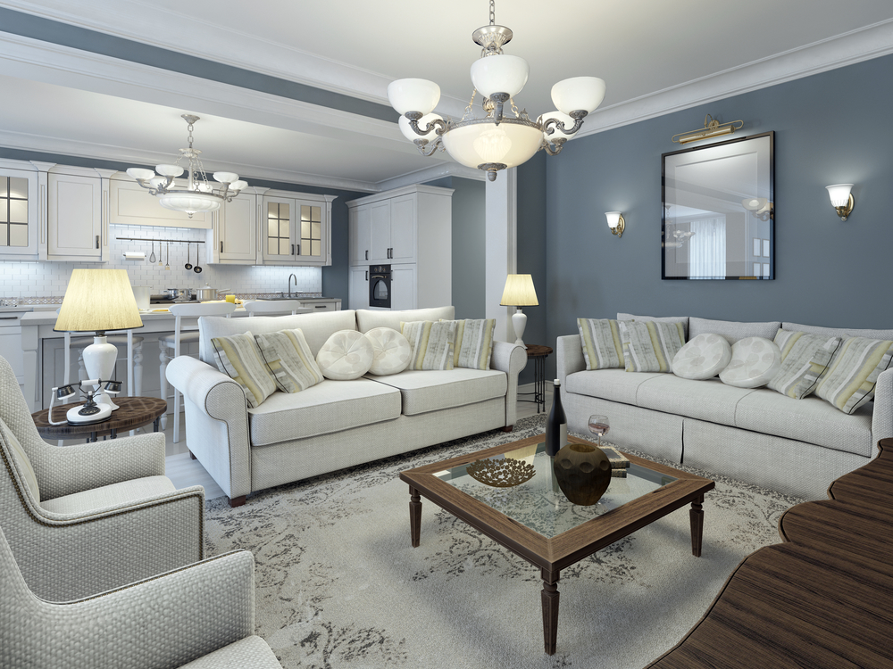 picking the perfect color for your living room